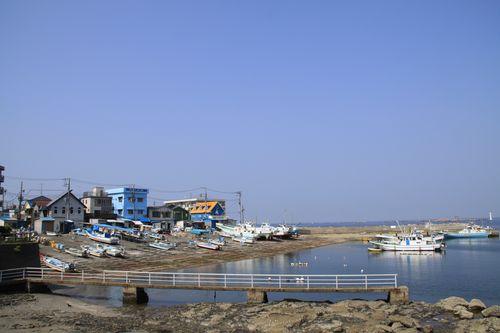 Hayama Port, Miura Peninsula