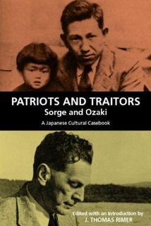 Patriots & Traitors, Sorge and Ozaki