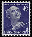 Wilhelm Fürtwangler (Courtesy of Wikimedia Commons)