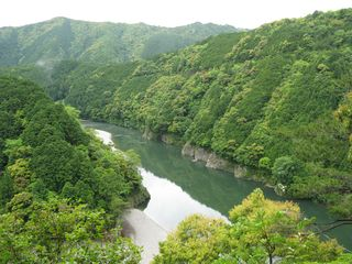 Dorokyo Gorge, Wakayama (Photo: M)