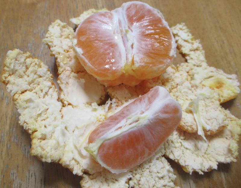 Tangerine sweet