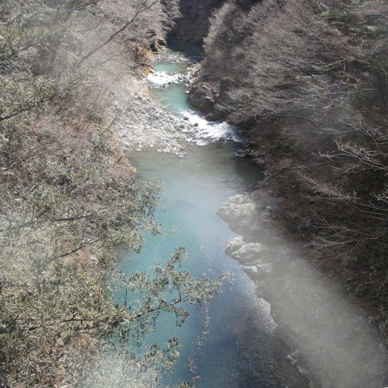 Tama gorge