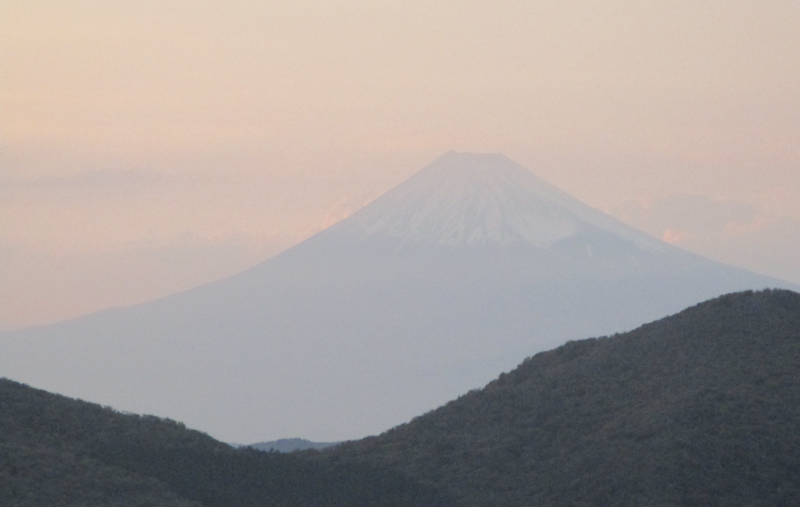 Fuji from south