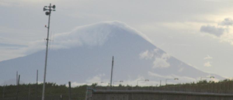 Fuji comb over